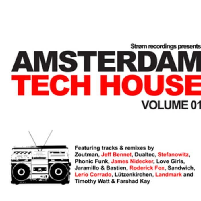 Amsterdam Tech House Vol 1