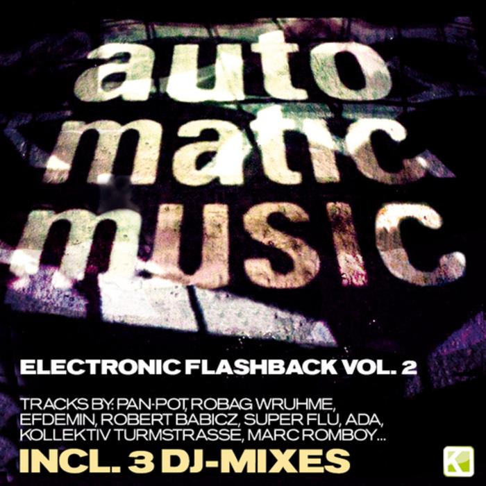 Automatic Music – Electronic Flashback Vol 2