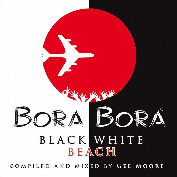 Bora Bora (Black White Beach)