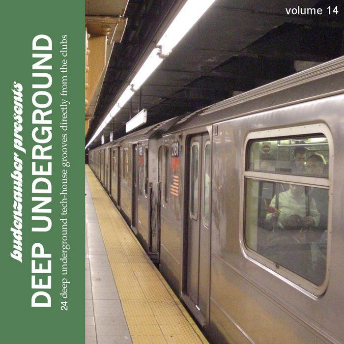 Budenzauber Pres Deep Underground Vol 14