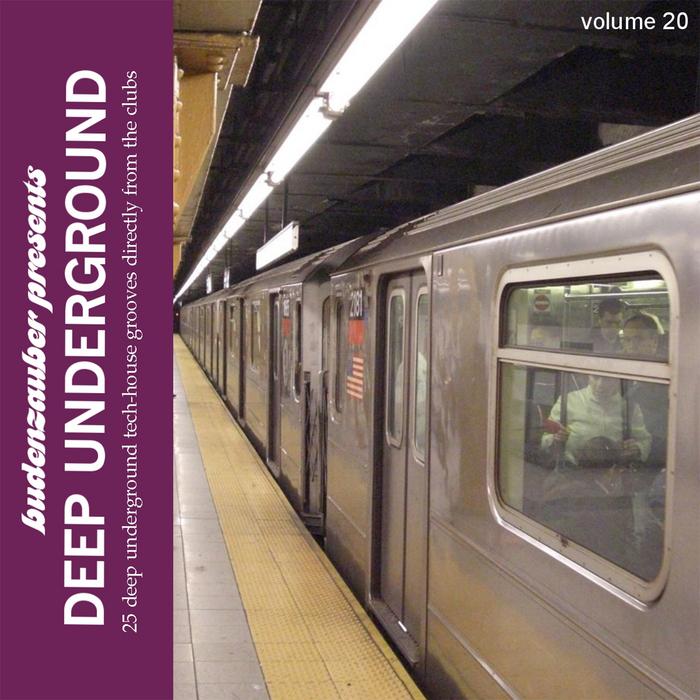 Budenzauber Pres Deep Underground Vol 20