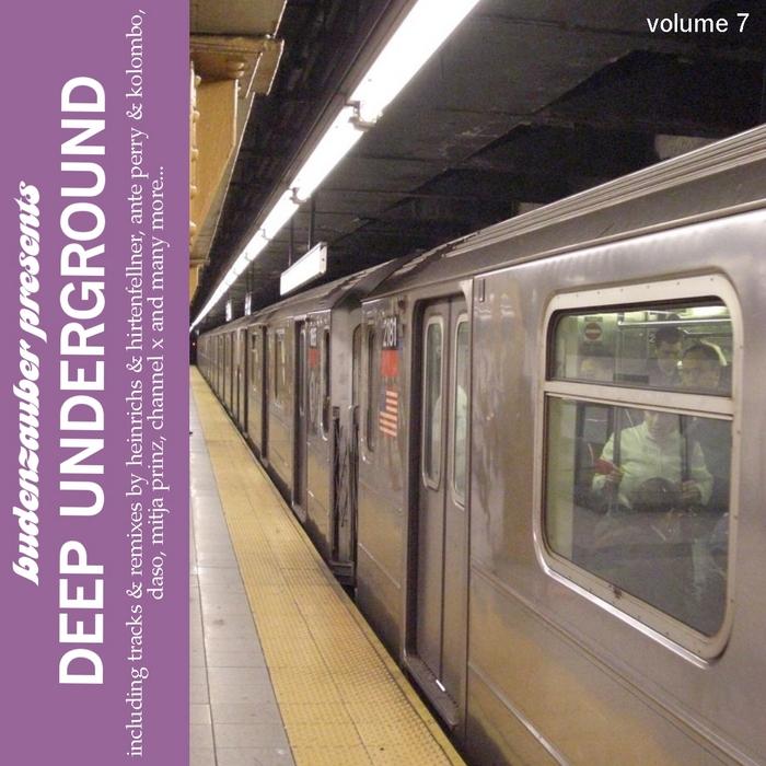 Budenzauber Pres Deep Underground Vol 7