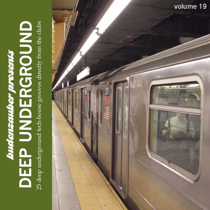 Budenzauber Pres Deep Underground, Vol. 19