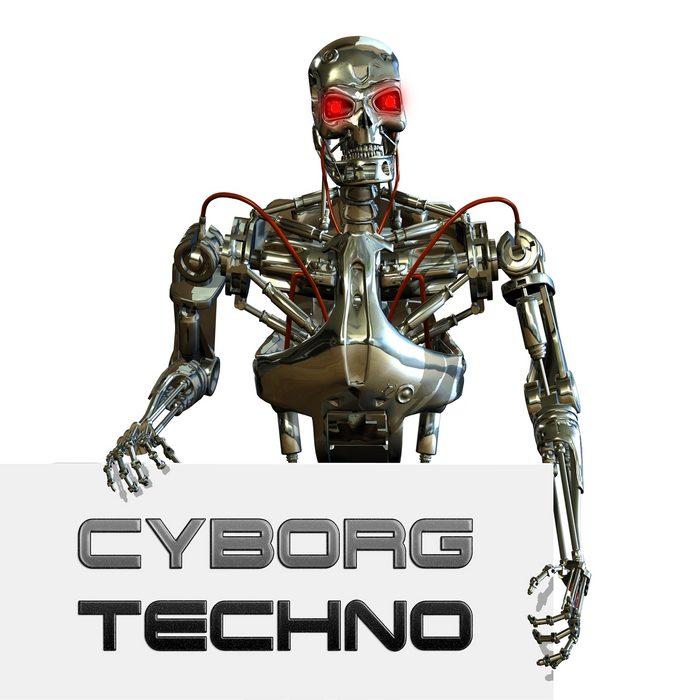 Cyborg Techno Vol 1 (Science Fiction House & Planet Techno Punk)