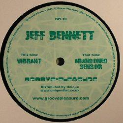 JeffBennett AbandonedSensor GroovePleasureRec