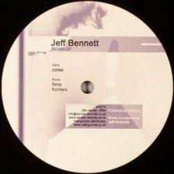 JeffBennett CodesEP SenseiRec SNS014