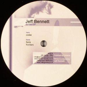 Jeff Bennett – Codes EP – Sensei Rec