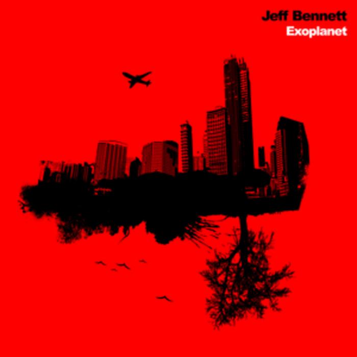 Jeff Bennett – Exoplanet – Ström Rec