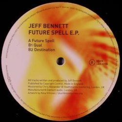 JeffBennett FutureSpellEP Laus Laus017