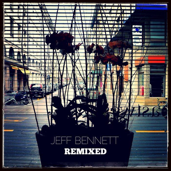 JeffBennett JeffBennettRemixed DestroyTheEgoRec