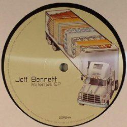 JeffBennett MaterialsEP DorigenMusic DOR044
