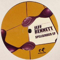 JeffBennett SpellbinderEP Kgbeats A