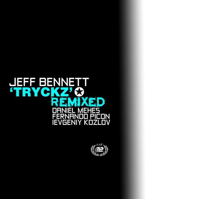 Jeff Bennett – Tryckz Remixed – Progrezo Rec