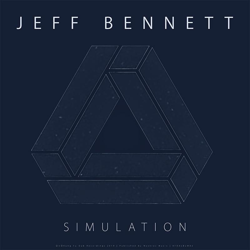 Jeff Bennett – Simulation – KFDALBUM02