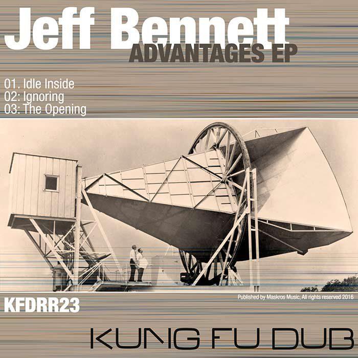 KFDRR23 Jeff Bennett Advantages