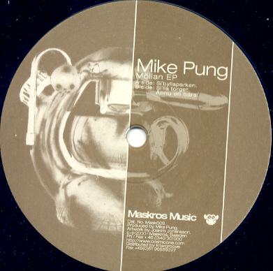 MikePung MollanEP MaskrosMusic