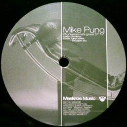 MikePung PhunkstersEatsGrassEP MaskrosMusic
