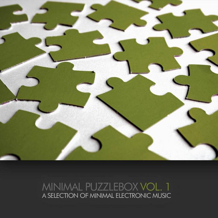 Minimal Puzzlebox Vol 1 – A Selection Of Minimal Electro Music