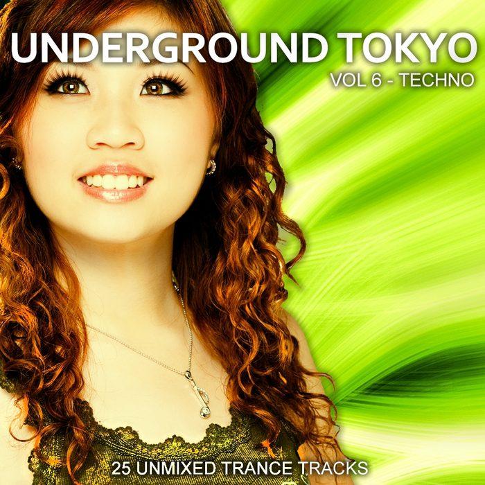 Underground Tokyo Vol 6 Techno