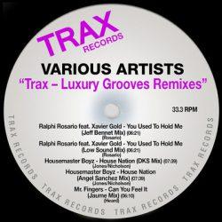 VA Trax Luxory Grooves Remixes